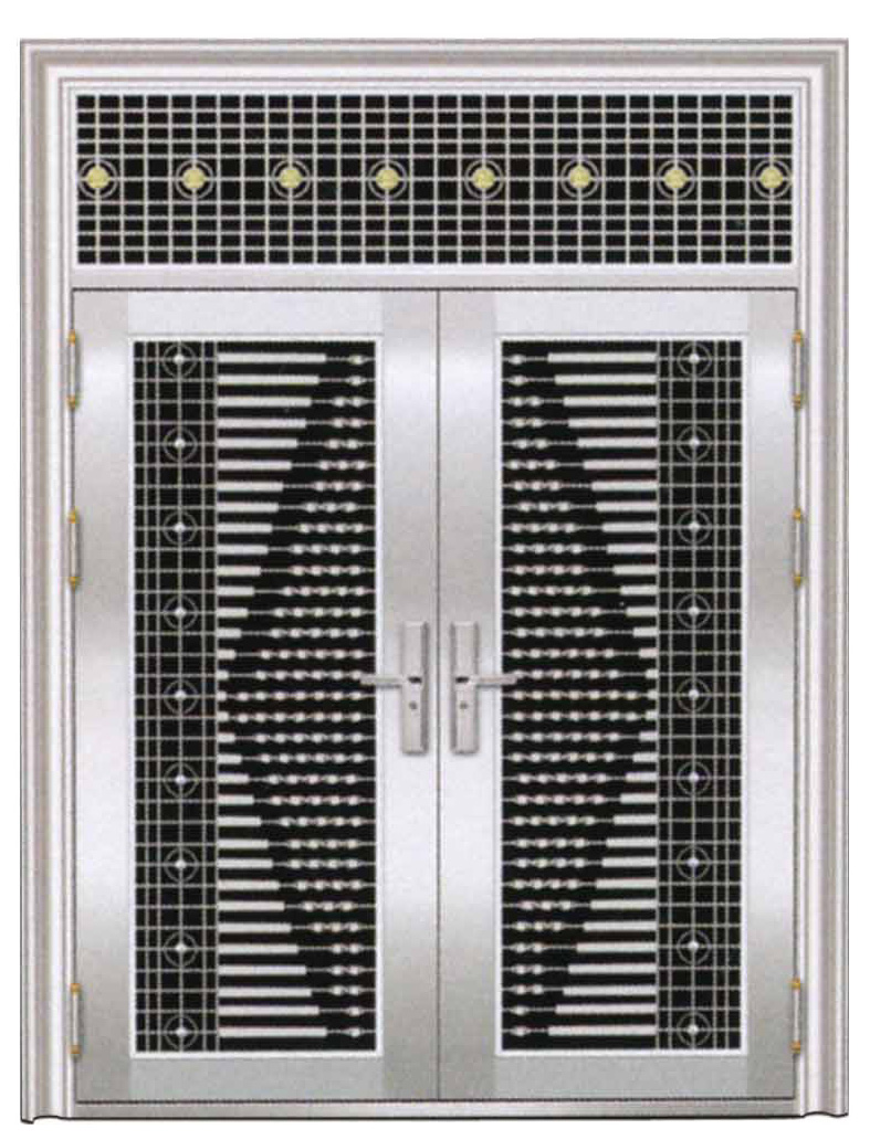China Wanxin Group Steel Door Wooden Door Aluminum Pvc